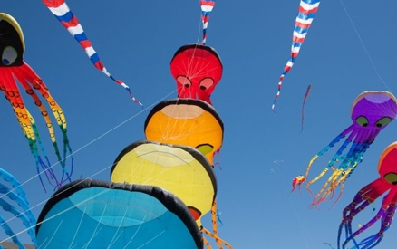 Here's why you need to attend the Santa Barbara kite festival.